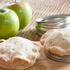 Kid-size Apple Pies