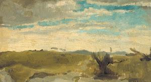 RIJKS: George Hendrik Breitner: painting 1885