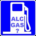 Alcool X Gasolina icon