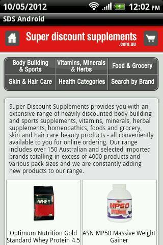 Super Discount Supplements
