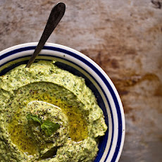 Avocado Mint Pesto