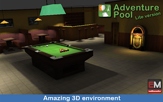 Screenshot of Adventure Pool Lite