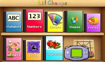 Screenshot of KIDS LEARNING GAMES FULL FREE