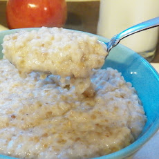 Steel Cut Oatmeal Cereal