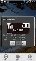 Screenshot of GP02Monitor