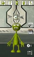 Screenshot of Talking Alan Alien - AdFree