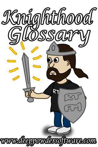 Knighthood Glossary