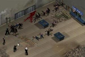 Screenshot of Zombie Defense Free
