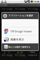 Screenshot of Tiff Image Viewer