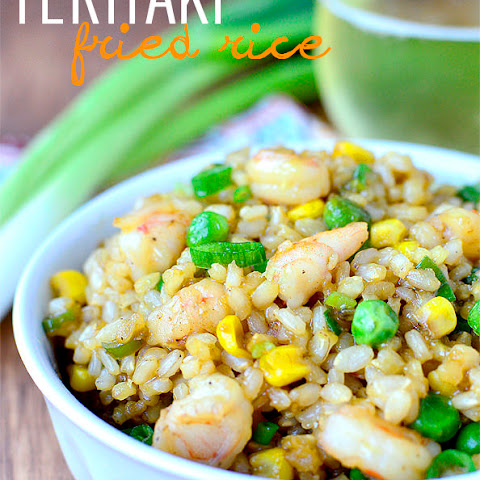 Teriyaki Fried Rice