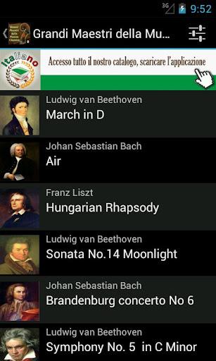 Maestri della Musica Classica