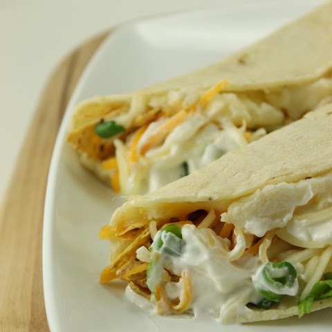 Mashed Potato Tacos