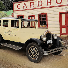 Chrysler In New Zealand by Stephen Beatty - Transportation Automobiles
