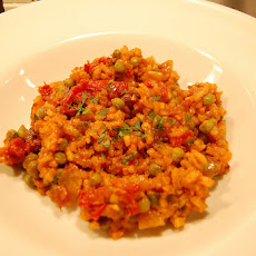 Heart Healthy Spanish Rice