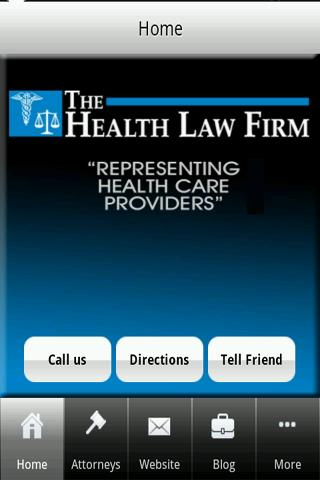 The Health Law Firm