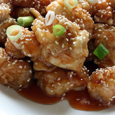 Weight Watchers Sesame Chicken