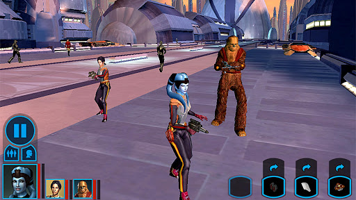 Star Wars: KOTOR - screenshot