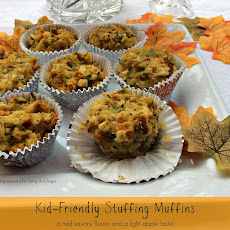 Kid-Friendly Stuffing Muffins