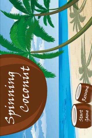 Spinning Coconut