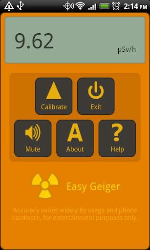Easy Geiger