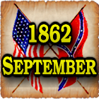 1862 Sept Am Civil War Gazette icon