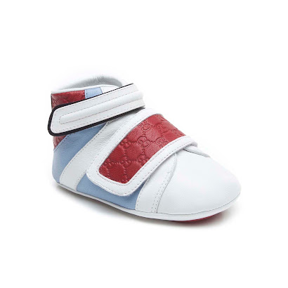 Gucci Pram Embossed Trainer PRAM SHOE