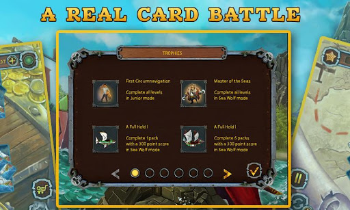 Pirate Solitaire - screenshot