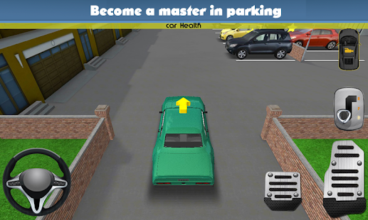 Vehicle Parking 3D Extended - screenshot