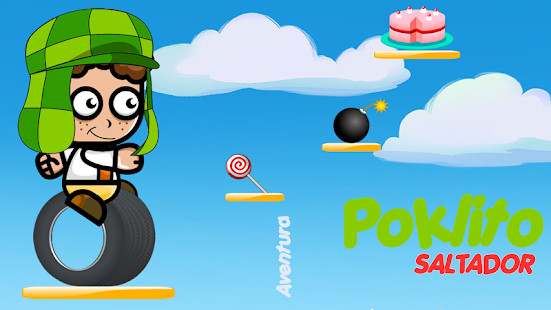 Poklito Saltador Adventure - screenshot
