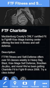 FTF Fitness and Self Defense - screenshot