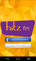 Screenshot of hitz.fm