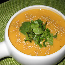 Turnip and Carrot Resolution Soup