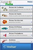 Screenshot of Aquário - Peixes e Plantas