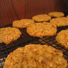 Oatmeal Barley Cookies (Wheat Free)