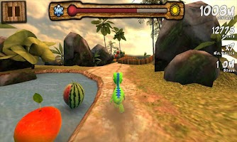 Screenshot of Dino Run FREE