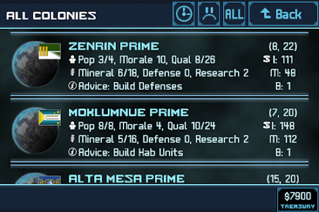 Star Traders 4X Empires Elite- screenshot thumbnail