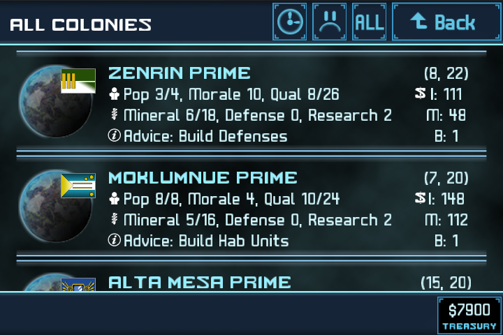 Star Traders 4X Empires Elite Screenshot 5