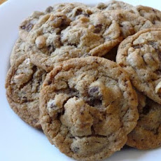 My Favorite Chocolate Chip-Butterscotch-Walnut Cookies