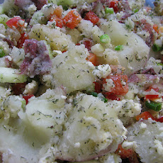 Cook's Illustrated Make-Ahead Potato Salad for a Crowd