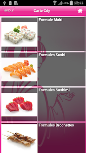 O San Sushi - screenshot