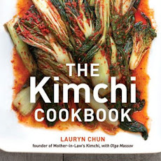 Sweet Rice Flour Porridge from 'The Kimchi Cookbook'