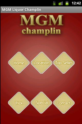 MGM Liquor Champlin
