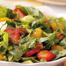 Holiday Tossed Salad with Fruit