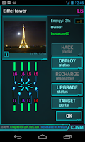 Screenshot of Ingress