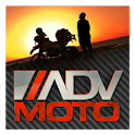 Adventure Motorcycle icon