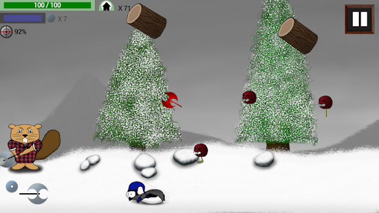 Woodchippers! - screenshot