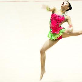 Gymnastics by Daniel Chua - Sports & Fitness Other Sports ( gymnastics )