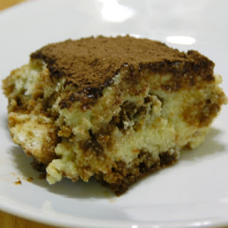 The Classic Tiramisu (original recipe?)