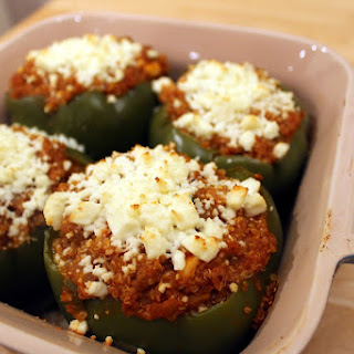 Turkey Quinoa Stuffed Peppers Recipes