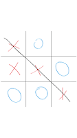 Screenshot of Play Game Tic Tac Toe - X vs O